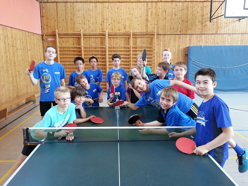 Sechzehn Saseler B- und C-Schüler nahmen an der Vereinsrangliste teil