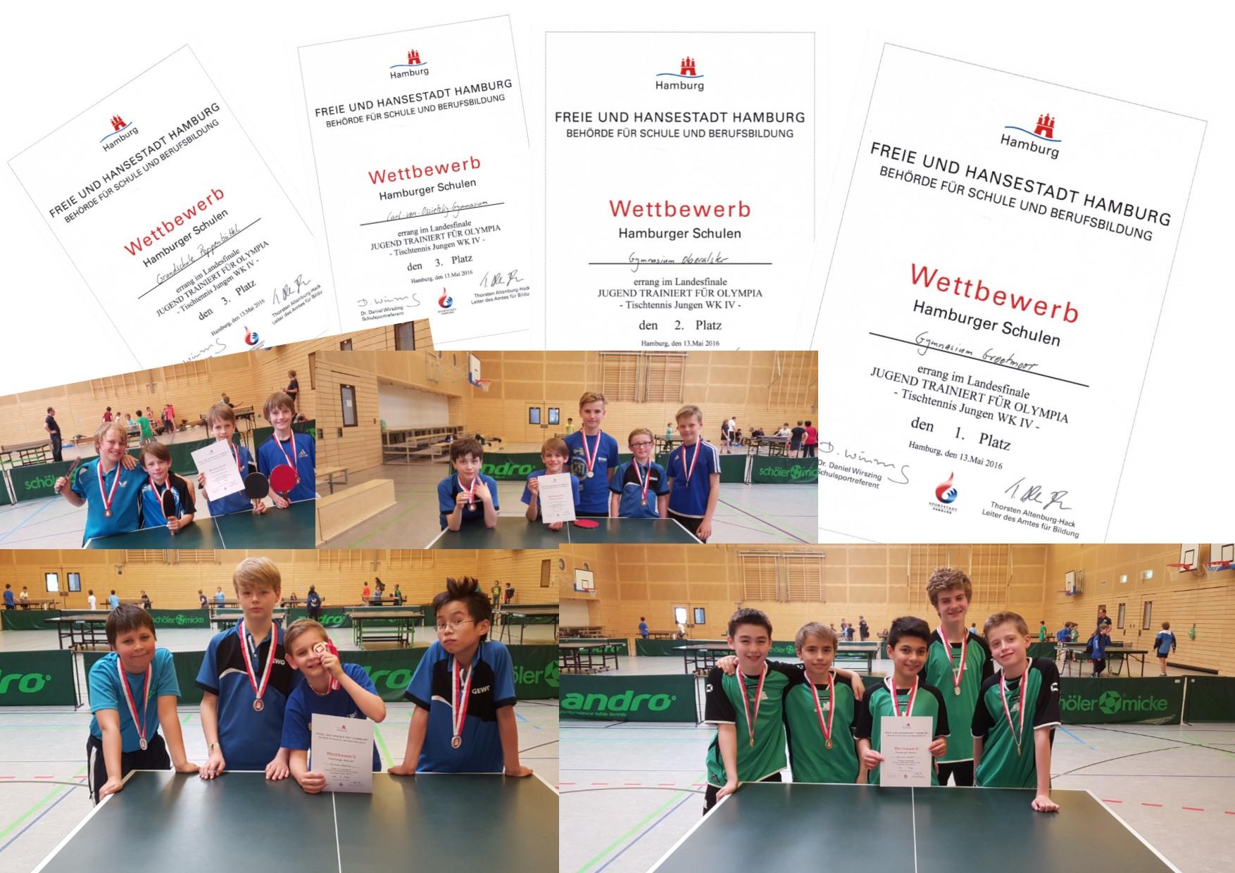 Urkunden-Bilder WK IV 2016