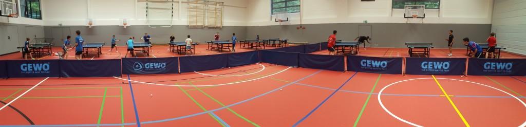 Training neue Halle 20161018_104412