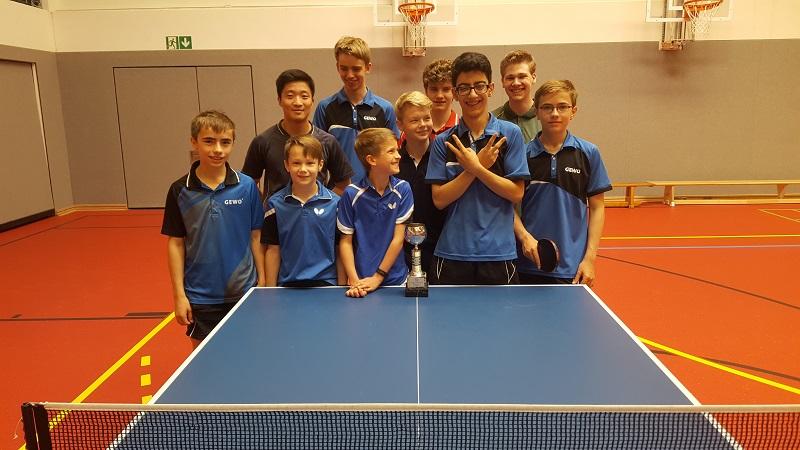 Jungen-Vereinsmeisterschaft